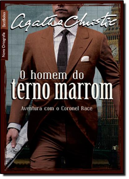 Homem do Terno Marrom, O, livro de Mary Westmacott
