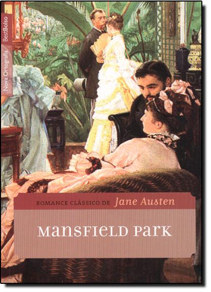 Mansfield Park - Edição de Bolso, livro de Jane Austen