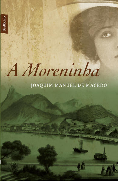 Moreninha, A - Livro de Bolso, livro de Joaquim Manuel de Macedo