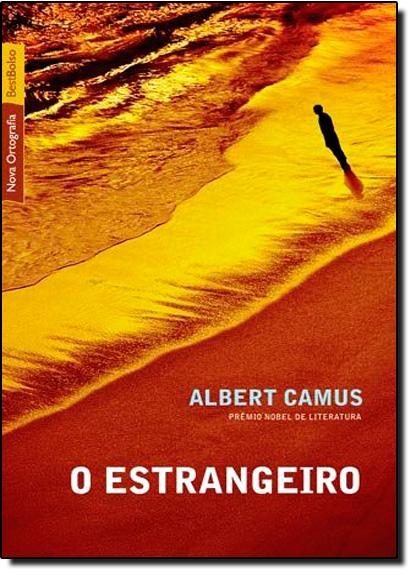 Estrangeiro, O - Livro de Bolso, livro de Albert Camus