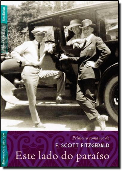 Este Lado do Paraíso, livro de F. Scott Fitzgerald