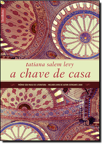 Chave de Casa, A - Edição de Bolso, livro de Tatiana Salem Levy