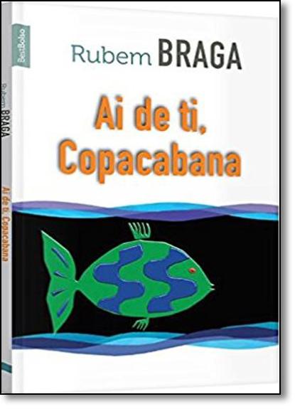 Ai de ti Copacabana, livro de Rubem Braga
