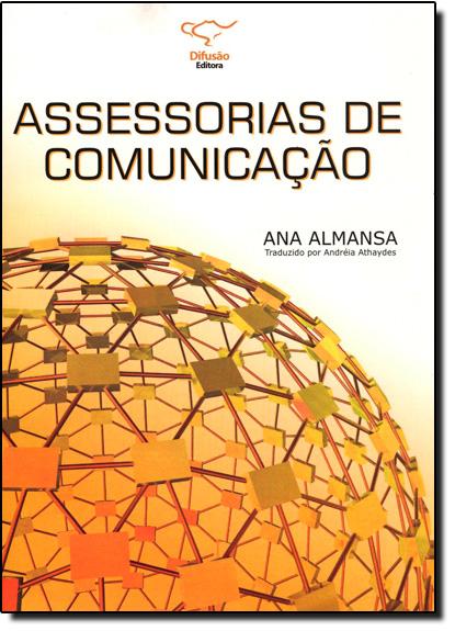 Assessorias de Comunicação, livro de Ana Almansa