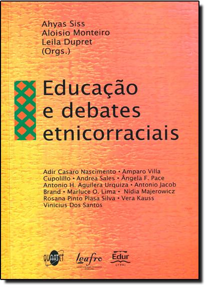 Educação e Debates Etnicorraciais, livro de Adir Casaro Nascimento