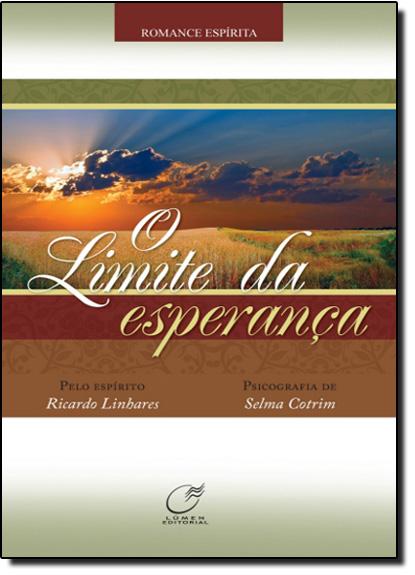 LIMITE DA ESPERANCA, O, livro de LINHARES