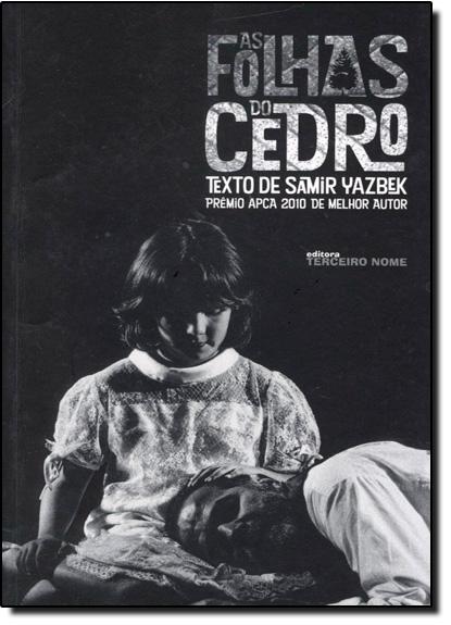 Folhas do Cedro, As, livro de Samir Yazbek