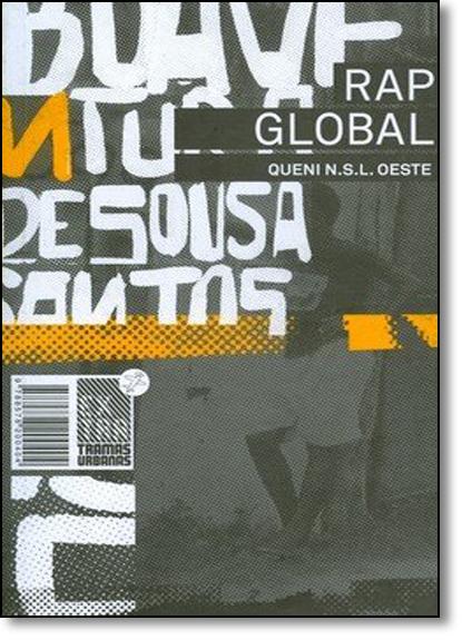 Rap Global, livro de Boaventura de Sousa Santos
