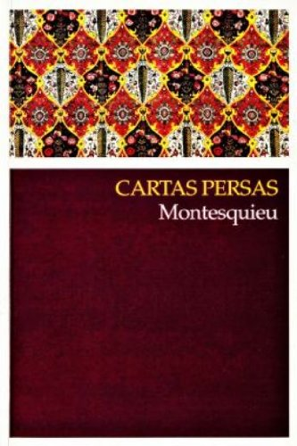Cartas persas, livro de Montesquieu