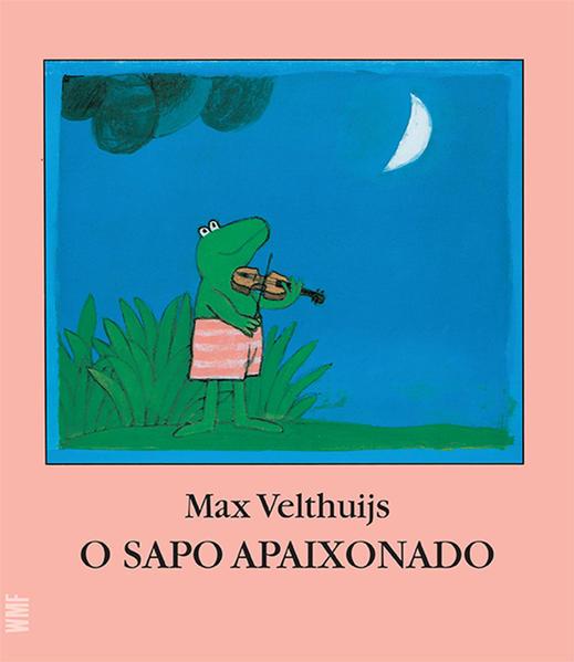 SAPO APAIXONADO, O, livro de VELTHUIJS, MAX