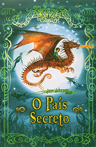 O país secreto, livro de Jane Johnson