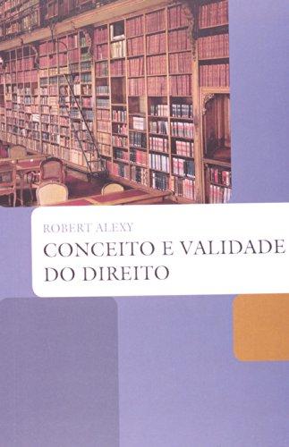 Conceito e validade do direito, livro de Robert Alexy
