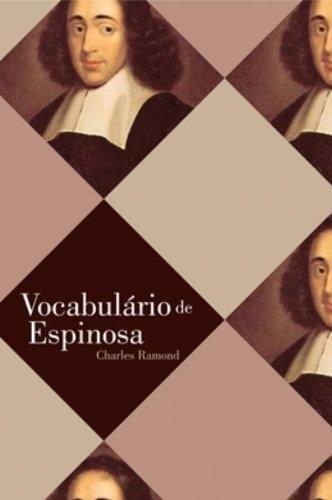 Vocabulário de Espinosa, livro de Charles Ramond