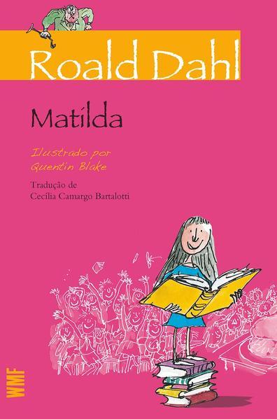 MATILDA, livro de DAHL, ROALD