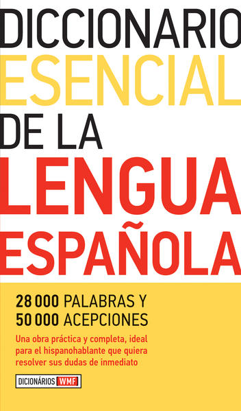 Diccionario esencial de la Lenga Española, livro de Larousse