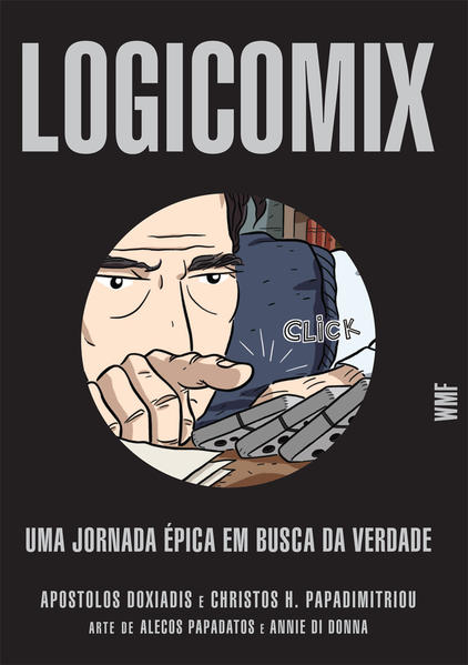 Logicomix, livro de Doxiadis, Papadimitriou, Papadatos, Di Donna