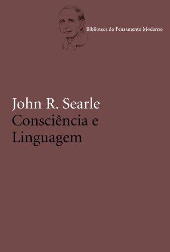 Consciência e linguagem, livro de John R. Searle