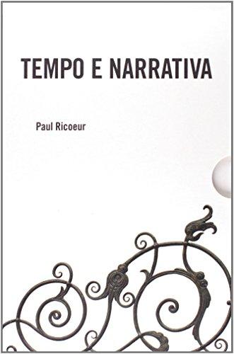 Tempo e Narrativa (Caixa com 3 volumes), livro de Paul Ricoeur