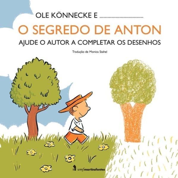 O SEGREDO DE ANTON, livro de OLE KÖNNECKE