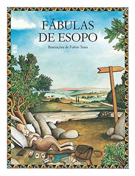 FABULAS DE ESOPO, livro de TESTA, FULVIO