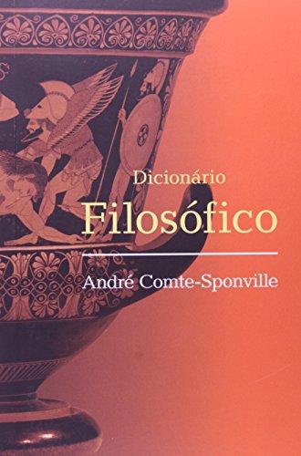 Dicionário Filosófico, livro de André Comte-Sponville
