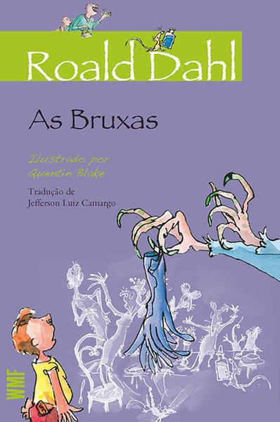 BRUXAS, AS, livro de DAHL, ROALD