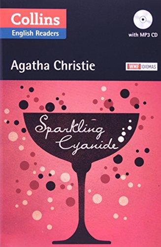 SPARKLING CYANIDE, livro de CHRISTIE, AGATHA