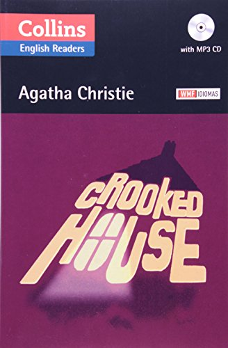 CROOKED HOUSE, livro de CHRISTIE, AGATHA