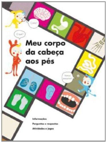 MEU CORPO DA CABEÇA AOS PES, livro de OKIDO