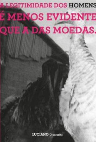 O parasita, livro de Luciano