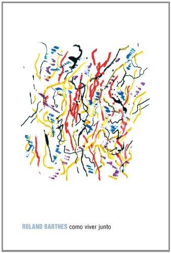 COMO VIVER JUNTO, livro de ROLAND BARTHES
