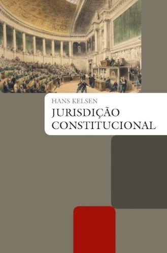 JURISDIÇAO CONSTITUCIONAL, livro de HANS KELSEN