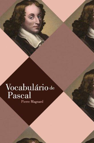 VOCABULARIO DE PASCAL, livro de MAGNARD, PIERRE