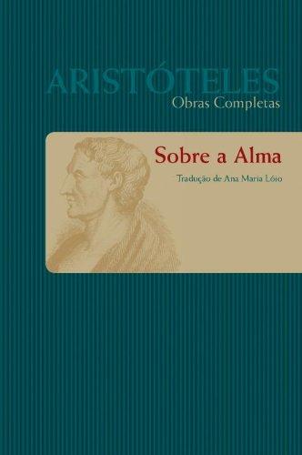 SOBRE A ALMA, livro de ARISTOTELES