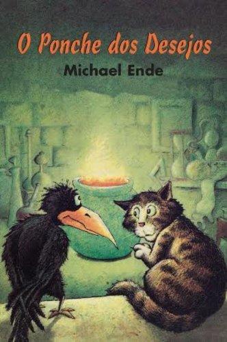 PONCHE DOS DESEJOS, O, livro de ENDE, MICHAEL