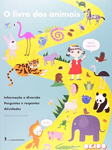 LIVRO DOS ANIMAIS, O, livro de OKIDO