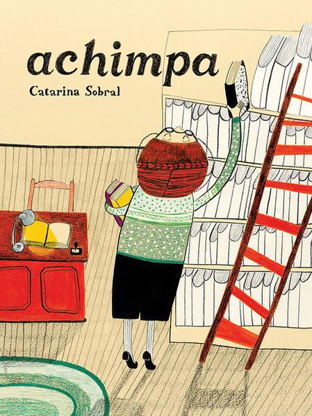 Achimpa, livro de Catarina Sobral