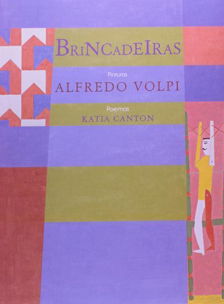 BRINCADEIRAS, livro de KATIA CANTON