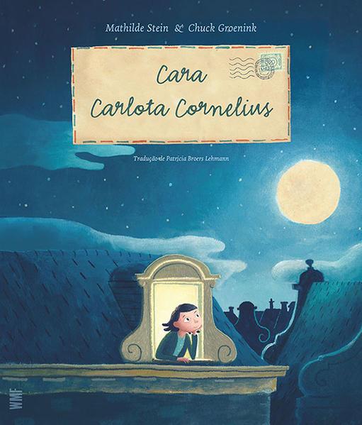 Cara Carlota Cornelius, livro de Stein, Mathilde