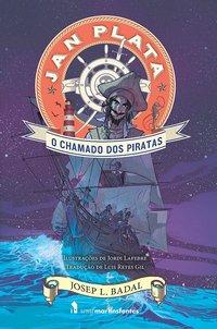 Jan Plata. O chamado dos piratas, livro de Badal, Josep L.