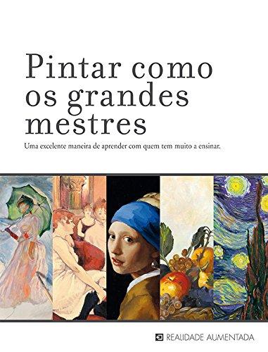 PINTAR COMO OS GRANDES MESTRES, livro de