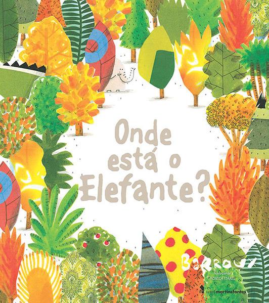Onde está o Elefante?, livro de Barroux