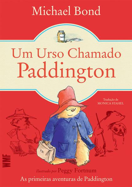 Um urso chamado Paddington, livro de Michael Bond