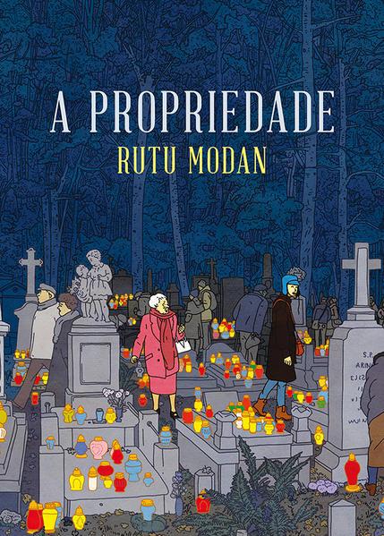 A Propriedade, livro de Rutu Modan