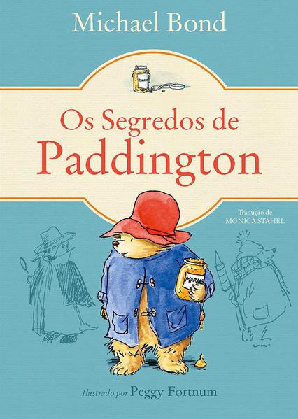 Os segredos de Paddington, livro de Michael Bond