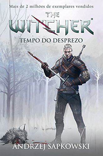 The Witcher - Tempo do Desprezo (Vol.4), livro de Andrzej Sapkowski