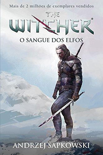 The Witcher - O Sangue dos Elfos (Vol.3), livro de Andrzej Sapkowski