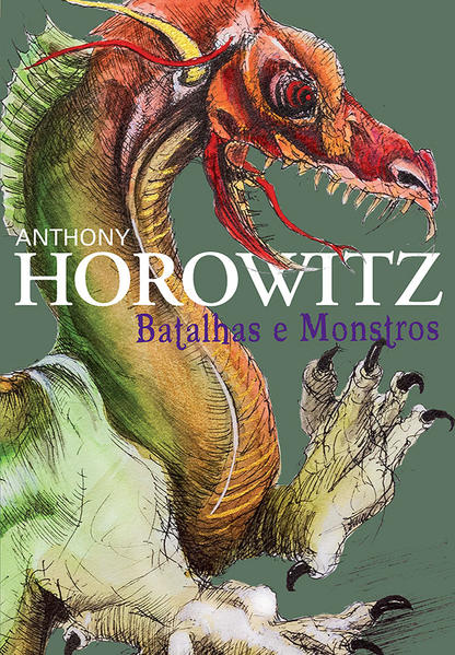 Batalhas e Monstros, livro de Anthony Horowitz