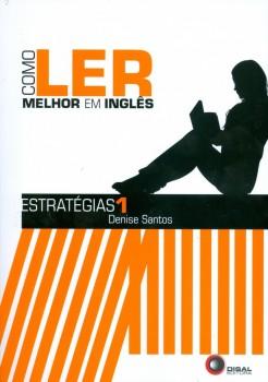 Como ler melhor em inglês, livro de Denise Santos