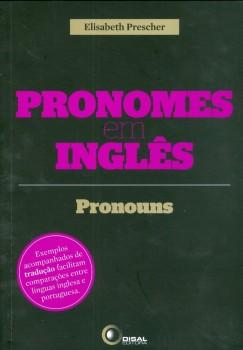 Pronomes em inglês - Pronouns, livro de Elisabeth Prescher